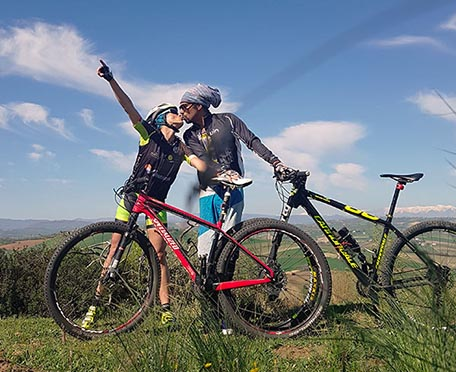 Cicloturismo in Molise - Mountain bike